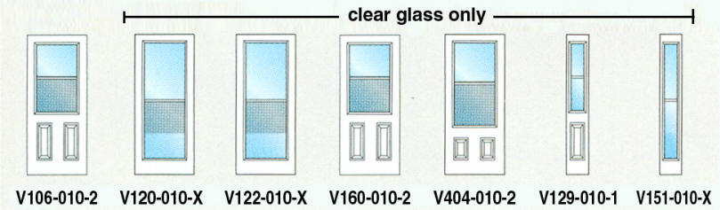 Manufactured Venting Glass Units By Sws